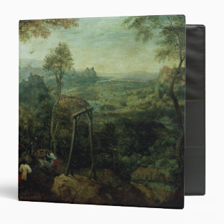 The Magpie on the Gallows, 1568 Binder