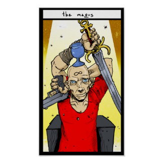 The Magus Poster