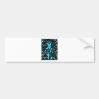 The Magus Tarot Bumper Sticker