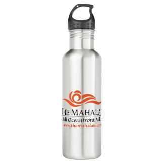 The Mahalani Stainless Steel Water Bottle