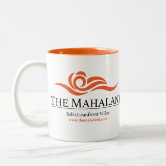 The Mahalani Two-Tone Coffee Mug