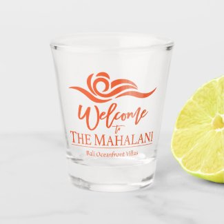 The Mahalani Welcome Shot Glass