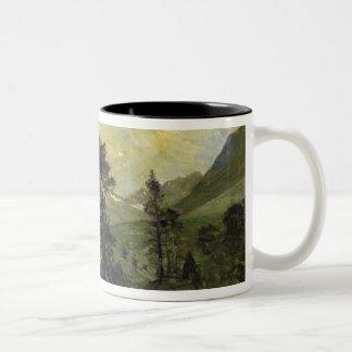 The Mahoura at Cauterets Coffee Mug