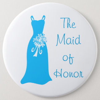 The Maid of Honor Button