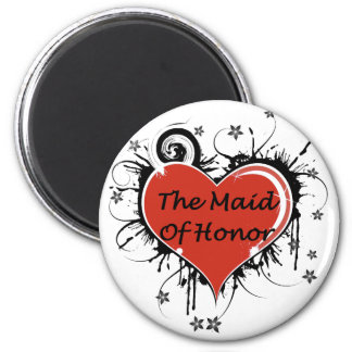 The Maid Of Honor Magnet