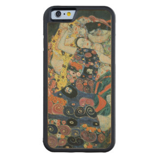 The Maiden, 1913 (oil on canvas) Carved Maple iPhone 6 Bumper Case