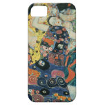 The Maiden, 1913 (oil on canvas) iPhone 5 Case