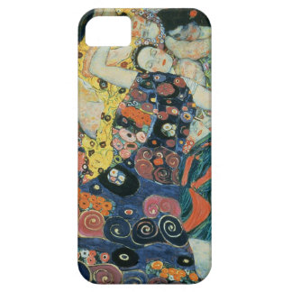 The Maiden, 1913 (oil on canvas) iPhone SE/5/5s Case