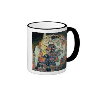 The Maiden, 1913 (oil on canvas) Ringer Mug