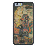 The Maiden, 1913 (oil on canvas) Carved® Maple iPhone 6 Bumper