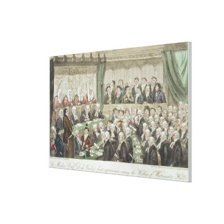 The maiden brief, Dick Gradus's first appearance a Canvas Print