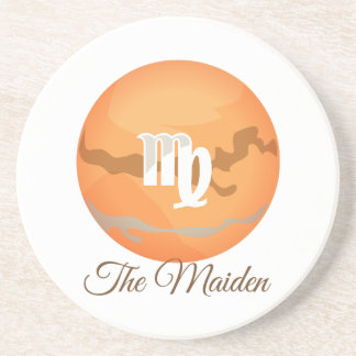 The Maiden Beverage Coasters