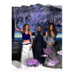 The Maiden, Mother and Crone Post Cards