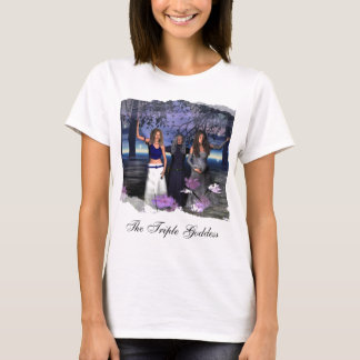 The Maiden, Mother and Crone T-Shirt