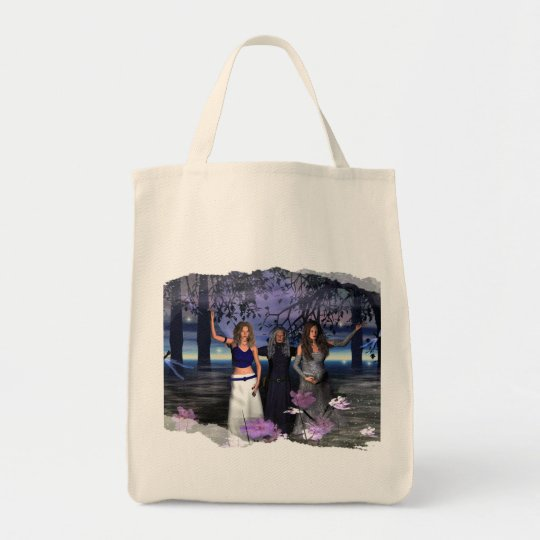 The Maiden, Mother and Crone Tote Bag