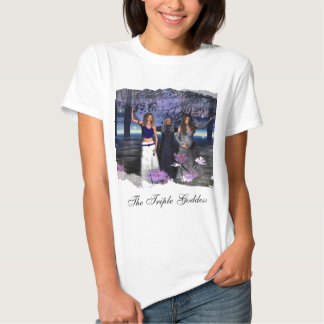 The Maiden, Mother and Crone Tshirts