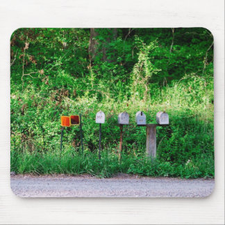 The Mailboxes Mouse Pads