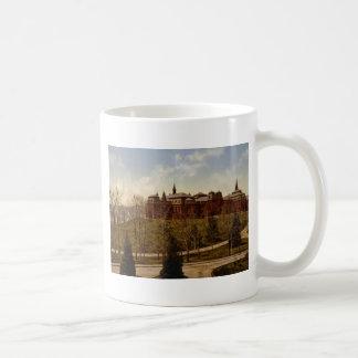 The Main building, Wellesley College 1901 Coffee Mug