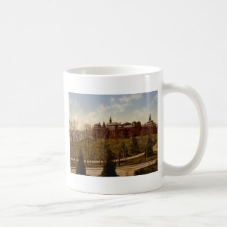 The Main building, Wellesley College 1901 Coffee Mug