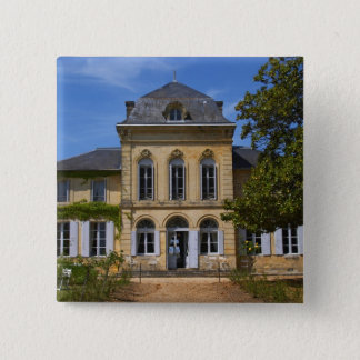 The main chateau building, renovated by button