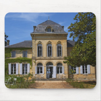 The main chateau building, renovated by mouse pad