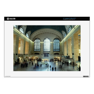 """The Main Concourse (photo) 15"""" Laptop Decal"""