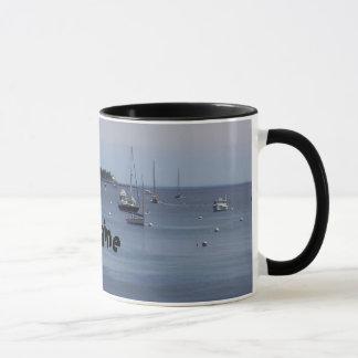 The Maine Boats Mug