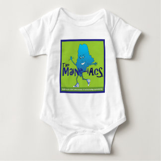 The Maine-iAcS Baby Bodysuit