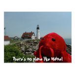 The Maine Line Post Card