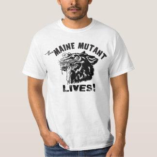The Maine Mutant Lives T-Shirt