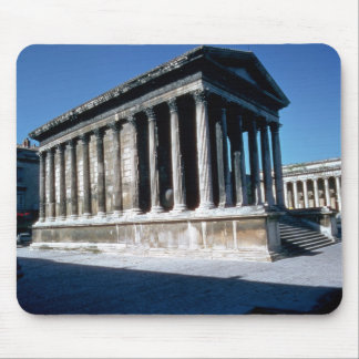 The Maison Carree Mouse Pad