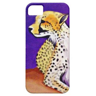 The Majestic Cheetah (Kimberly Turnbull Art) iPhone 5 Cover