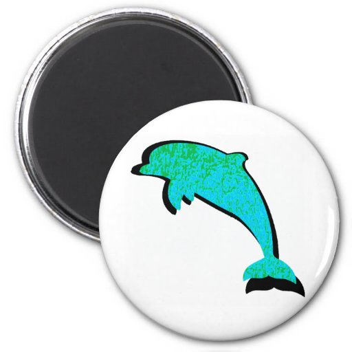 THE MAJESTIC DOLPHIN MAGNETS