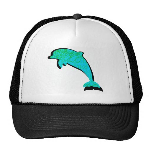 THE MAJESTIC DOLPHIN TRUCKER HAT