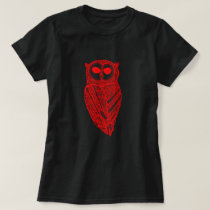 The Majestic Owl T-Shirt (Female)