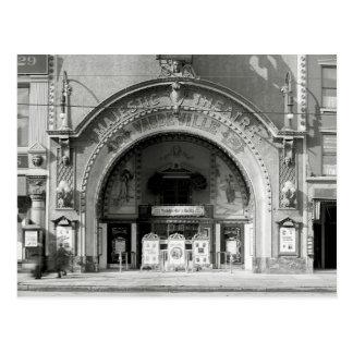 The Majestic Theatre, 1910 Postcard