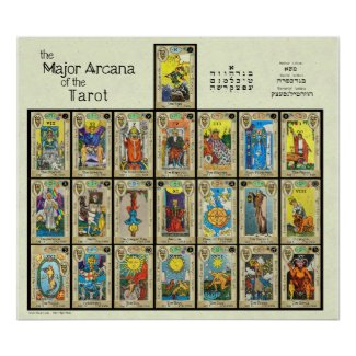 The Major Arcana of the Tarot [3