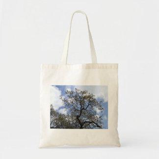 The Major Oak Tote Bags