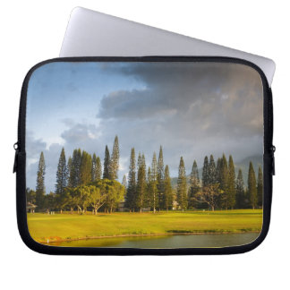 The Makai golf course in Princeville 2 Laptop Sleeve