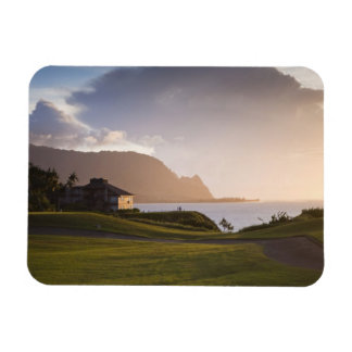 The Makai golf course in Princeville 3 Magnet