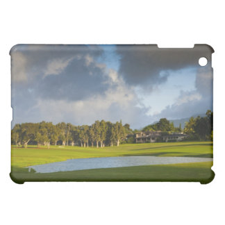 The Makai golf course in Princeville 4 Cover For The iPad Mini