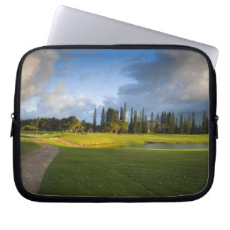 The Makai golf course in Princeville Laptop Sleeve
