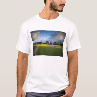 The Makai golf course in Princeville T-Shirt