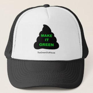 The Make It Green - Trucker Hat