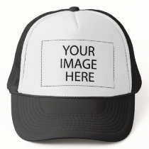 The Make Your Own. Trucker Hat