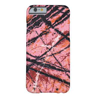 THE MAKER'S MARK (an abstract art design) ~ Barely There iPhone 6 Case