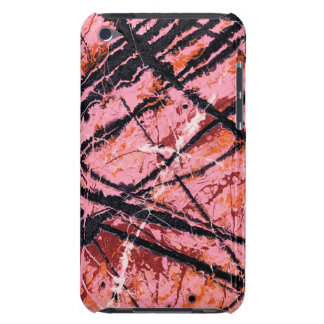 THE MAKER'S MARK (an abstract art design) ~ Barely There iPod Case