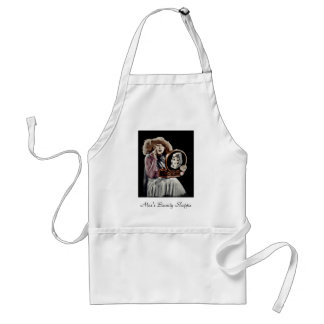 The Makeup Mirror Adult Apron
