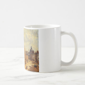The Malaquais Quay in the Morning, Sunny Weather Coffee Mug