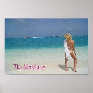 The Maldives Poster
